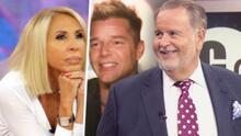 Raúl cree que Laura Bozzo debería hacerse lo mismo que Ricky Martin en su cara para no ser reconocida