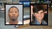 Sale de la cárcel tras pagar fianza Gerald Wayne Williams el sospechoso de matar a David Castro