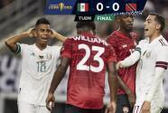 ¡Mala noche para México! El Tri no pasa del empate ante Trinidad y Tobago