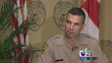 ¿Cuáles son los planes del nuevo Jefe de la Policía de Miami Dade?