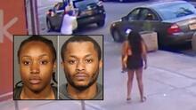 Policía busca a hombre y mujer en relación a homicidio en Brooklyn; revela video de tiroteo mortal