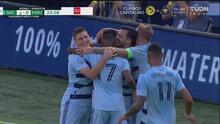 ¡La defensa del Dynamo no contiene! Sallói ya no perdona y hace el 2-0