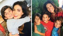 Los hijos de Paty Manterola han crecido mucho: uno de ellos hasta es youtuber