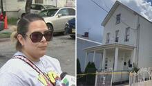 """""""Sentí que la casa tembló"""": mujer afectada por la tormenta Henri cuenta los momentos de angustia que vivió"""