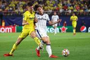 En la recta final del encuentro, Robin Gosens se enacrga de robarle el triunfo a los locales y el Villarreal y Atalanta empatan 2-2 en su debut de Champions.