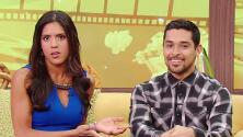 ¿Le gustó el venezolano? ¡Francisca se puso nerviosa con Wilmer Valderrama!
