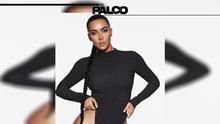 La lencería de Kim Kardashian se fusiona con Fendi