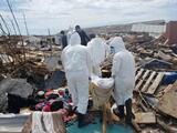 La lista de desaparecidos en Las Bahamas por el huracán Dorian se reduce a 1,300