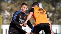 Real Madrid recupera armas para el Clásico