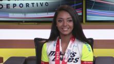 Ashley Arbor nos habla de su pasión por el atletismo y el ciclismo