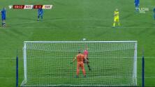 Suecia hace el 3-0 cortesía de Larsson y camina a Catar 2022