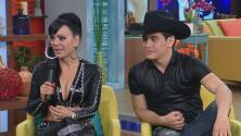 ¿Cómo es la relación de Maribel Guardia con Julián Figueroa?