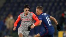 Leipzig le roba al Real Madrid a la promesa Szoboszlai