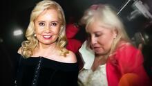 La productora Carla Estrada termina sangrando de la cabeza tras asistir a un evento