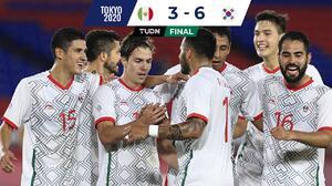 ¡A Semis! México golea a Corea del Sur y apunta a Brasil