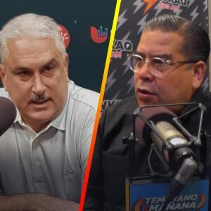 """""""Una chopa de agua dulce"""": Tatito Hernández defiende el Plan de Ajuste y dice que Rivera Schatz es un cobarde"""