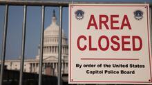 El Capitolio vuelve a blindarse: así son las medidas de seguridad ante la protesta de seguidores de Trump en DC