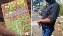 """""""Viví en el freeway"""": Indocumentado ganador de la lotería estuvo varios meses desamparado en California"""