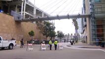 Una mujer y su hijo de dos años murieron al caer del tercer nivel de un estadio de béisbol: investigan si fue un suicidio