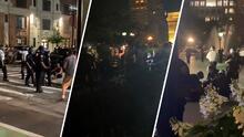22 personas detenidas por violar el nuevo toque de queda en Washington Square Park
