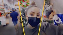 """""""Me lo lleve por todas las tiendas con la 'jetota'"""": La Bronca y 'El Ojitos' ya hicieron sus compras navideñas"""