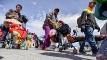 Autoridades estadounidenses les advierten a los migrantes en Coahuila no cruzar el Río Bravo