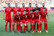 Soccer Football - Africa Cup of Nations 2019 - Semi-Final - Senegal v Tunisia - 30 June Stadium, Cairo, Egypt - July 14, 2019 Tunisia team group before the match REUTERS/Mohamed Abd El Ghany