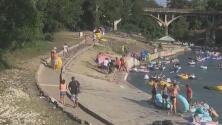 Reabren el Río Comal tras las labores de limpieza