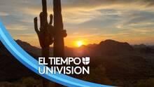Actualización del tiempo: Aumento en las temperaturas con condiciones secas en Arizona