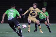 Pumas rescata el empate anet Bravos