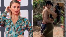 Ludwika Paleta confiesa si es mamá celosa con su hijo Nicolás ahora que tiene novia
