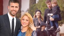 """Piqué dice que los hijos que tiene con Shakira """"viven con una presión excesiva"""""""