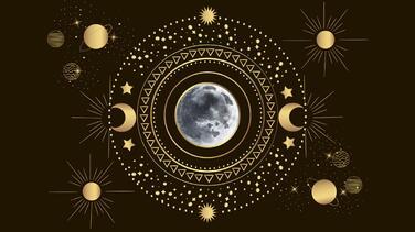 ¿Cómo impactará la luna llena de octubre a tu signo zodiacal?
