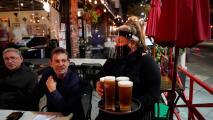 Impulsan ley para dar flexibilidad a restaurantes con la venta de alcohol durante la pandemia
