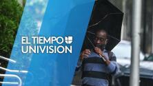 No dejes el paraguas si vas a salir de casa esta tarde porque se prevé un jueves muy lluvioso en Nueva York