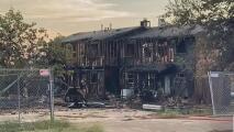 Cuatro familias lo pierden todo tras un incendio en un complejo de departamentos en Austin
