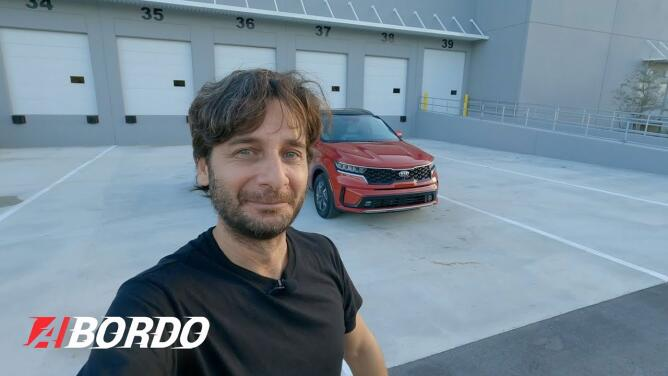 5 Minutos A Bordo del Kia Sorento Hybrid 2021   Univision A Bordo