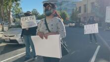 """""""Mientras Fernando está detenido, su salud empeora"""": activistas piden la liberación de un migrante hondureño con padecimientos mentales"""