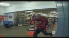 Publican video del violento tiroteo en una tienda Walmart de Arizona