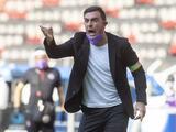 """Pablo Guede: """"Es una situación muy jodida, no puedes ir ganado 2-0 y que te den la vuelta"""""""