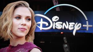 """Representante de Scarlett Johansson arremete contra Disney por acusarla de """"insensible"""""""
