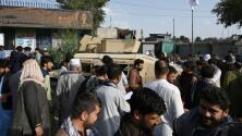Afganos protestan en contra del Talibán y son dispersados con violencia: EEUU trata de acelerar la evacuación de personas