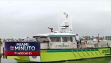 'Miami en un Minuto': fuerte dispositivo de seguridad por aire, mar y tierra durante este 4 de julio