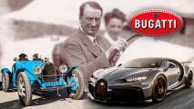 La Historia de Bugatti | Historias A Bordo