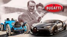 Bugatti: La historia de una de las marcas más exclusivas