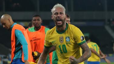 Neymar sorprende con un nuevo e inesperado ¿peinado?