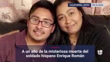 A un año de la misteriosa muerte del soldado hispano Enrique Román