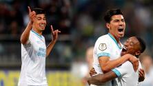 Golazo y pase perfecto para anotación en el debut de Erick Gutiérrez con el PSV