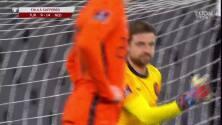 ¡Hat-trick matón! Yilmaz puso el 4-2 y sentenció a Holanda