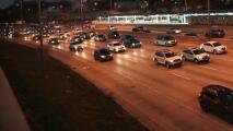 Esto es lo que se sabe del accidente vehicular sobre la autopista Kennedy que dejó una persona muerta